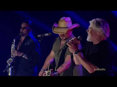 TURN THE PAGE. live. Bob Seger and Jason Aldean FULL HD