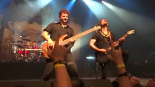 Angra com Edu Falaschi - Tom Brasil - 07.11.15 - Angels & Demons