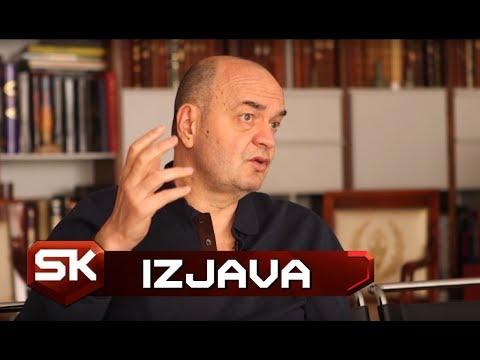 DUŠKO VUJOŠEVIĆ | Ne Daju Mi Da Radim u Srbiji... Pa Nosite se u p**** materinu | Sport Klub