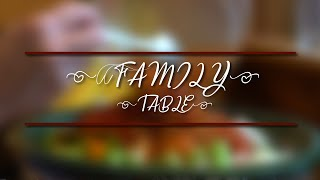 Family Table - Soups