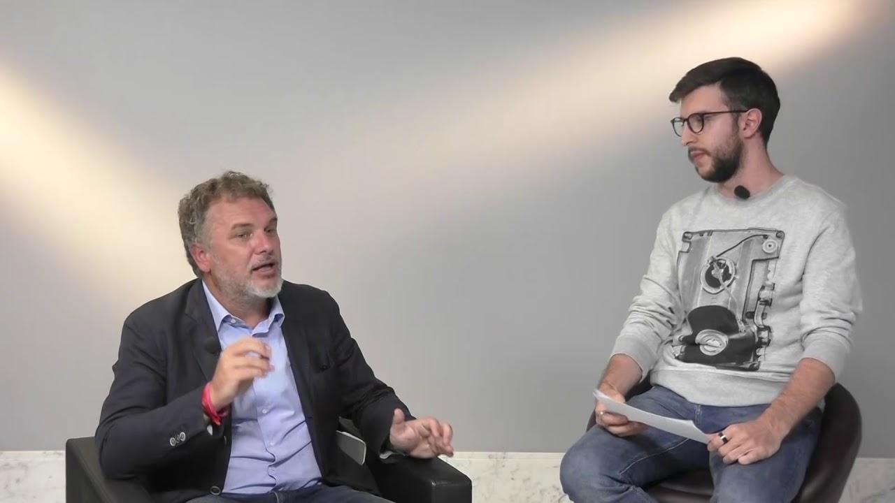 L'Intervista – Lirio Abbate