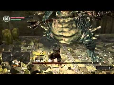 Want To Make Dark Souls Harder? Let Your Fists Do The Talking
