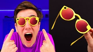 Mystery Color Snapchat Spectacles?