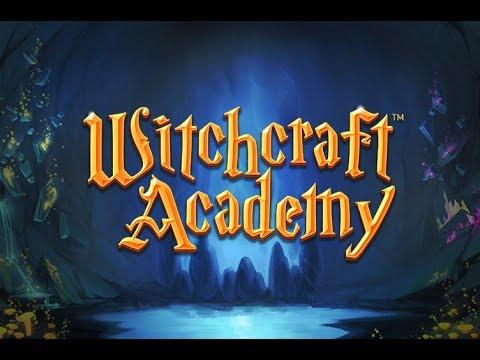 Witchcraft Academy från NetEnt