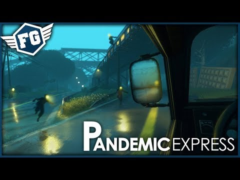 NOVÝ ZOMBIE MULTIPLAYER - Pandemic Express