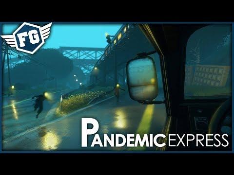 NOVÝ ZOMBIE MULTIPLAYER - Pandemic Express
