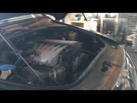 Купить Опору стойки на Volkswagen Touareg 2006г. BMV заднюю левую  в Кемерове