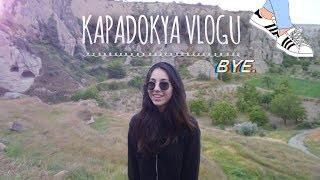 Kapadokya Vlogu🌸