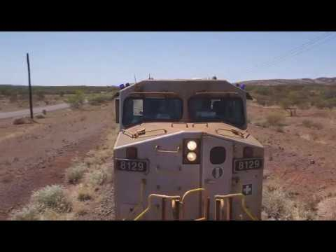 First fully autonomous rail journey in Western Australia