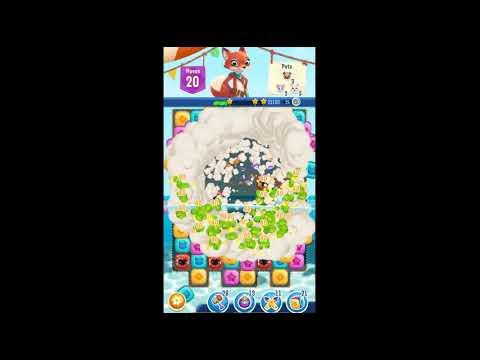 Pet Rescue Puzzle Saga level 607