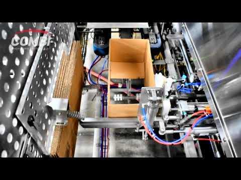 2-EZ HS RTE Sanitary Ergopack Hand Packing System