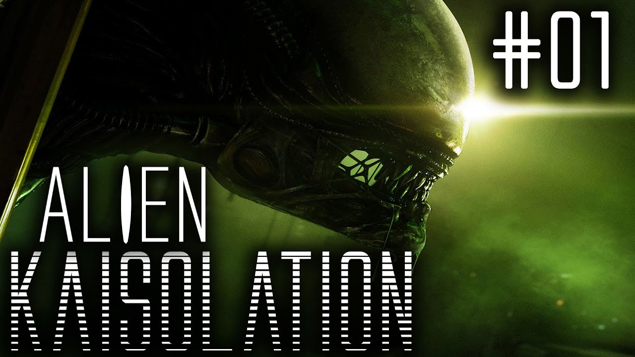 Alien: Kaisolation – Part 01: Amanda Ripley