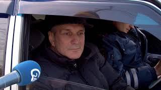 В Саратове завершился рейд по выявлению пассажиров без ремней безопасности