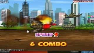 Flash Game Fun: Effing Worms 2!