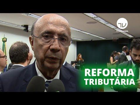 Comissão ouve estados e municípios sobre proposta de unificação de impostos - 10/09/19