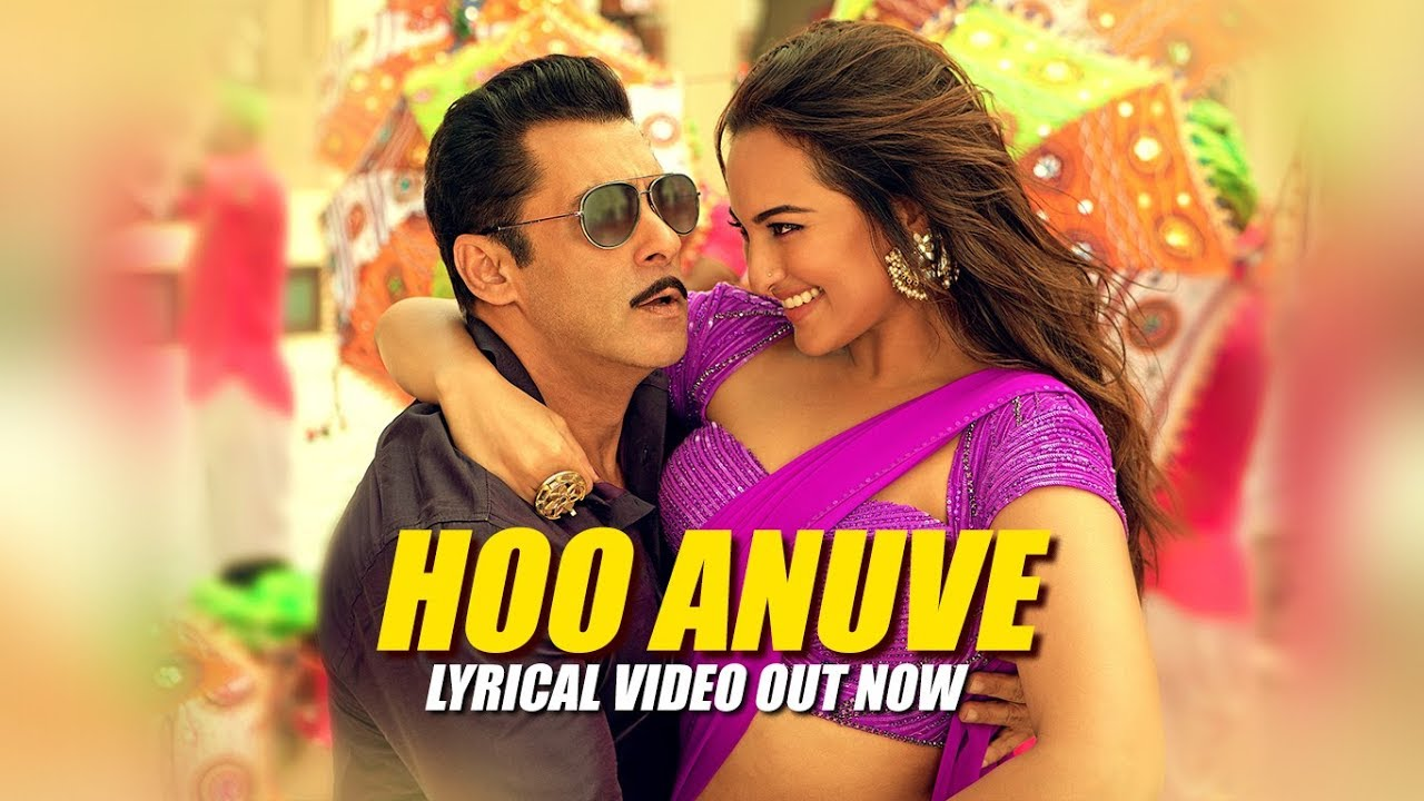 Hoo Anuve Lyrics - Dabangg 3 Kannada  - spider lyrics