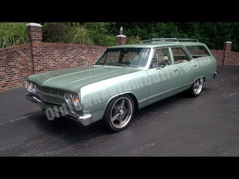 Video of '65 Chevelle - QC3F
