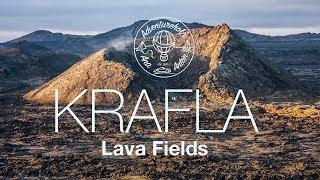 Krafla Lava Fields | Iceland Road Trip | Adventureholix | Bonus Feature