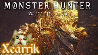 Monster Hunter World   Farming Kulve Taroth On PC With Subscribers   Live Stream