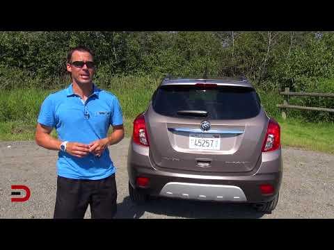 2013 Buick Encore Car Review