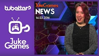 Jukegames News DEUTSCH 14/03/2016| HEARTHSTONE2 | DOOM | SNIPER ELITE 4