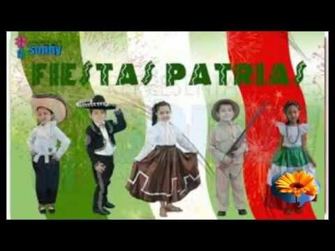 30 DISFRACES de FIESTA MEXICANA/15 DE SEPTIEMBRE/FIESTAS PATRIAS