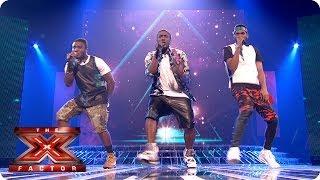 Rough Copy sing Survivor by Destiny's Child  - Live Week 9 - The X Factor 2013