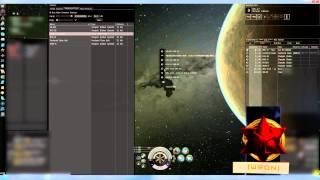 EVE Online Como usar el DSCAN