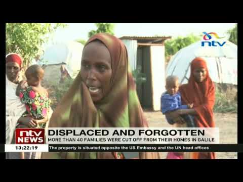 Families displaced by flooding in Tana River still in camps