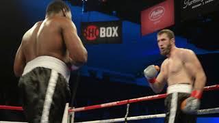 Давтаев Апти Бокс в Америке