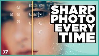 Understand Focusing and Autofocus Modes: secrets of razor-sharp photography! [07/10]