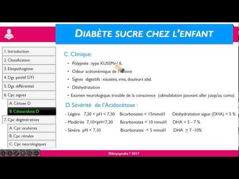 Le diabète sucré comme améliorer la puissance