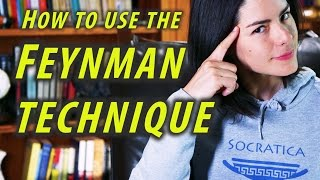 How to Use the Feynman Technique - Study Tips - How to Study