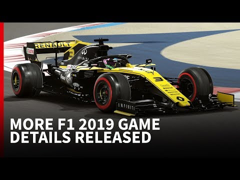F1 2019 game latest: What we've learned so far