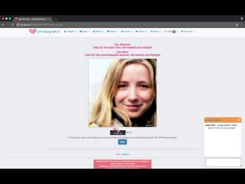 how to install ph7 social dating cms azubi speed dating instagram