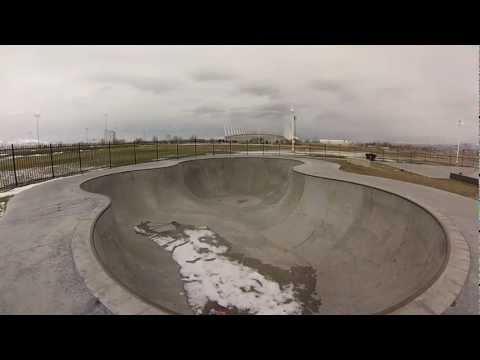 "Kearns Utah Skatepark ""sk8parkatlas"""