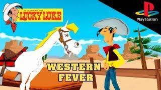 Обзор игры Lucky Luke Western Fever (Playstation 1) Вспомнить всё №15