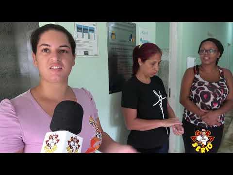UBS Unidade Básica de Saúde do Bairro do Cafezal em Miracatu faz Moradores sentir vergonha do Bairro de Miracatu