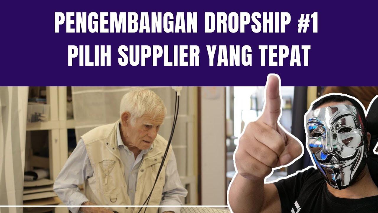 Cara Memilih Supplier yang Tepat untuk Dropship