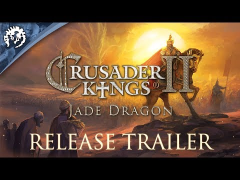 Crusader Kings II: Jade Dragon - Release Trailer thumbnail