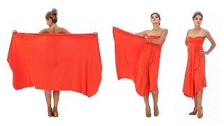 Sexy Convertible Dress - Lungi #3