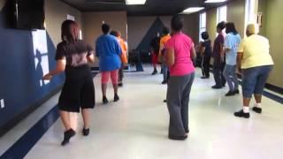 Knock Me Out Soul Line Dance