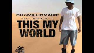 Chamillionaire - This My World Slowed and Chopped by DJ Keeks