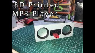 Mini Mp3 Çalar Yapımı// How To Make Mp3 Player