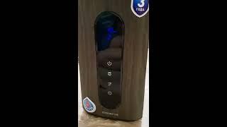 """Увлажнитель воздуха Polaris PUH 0545 D от компании Компания """"TECHNOVA"""" - видео"""