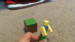 Noob in.....Minecraft