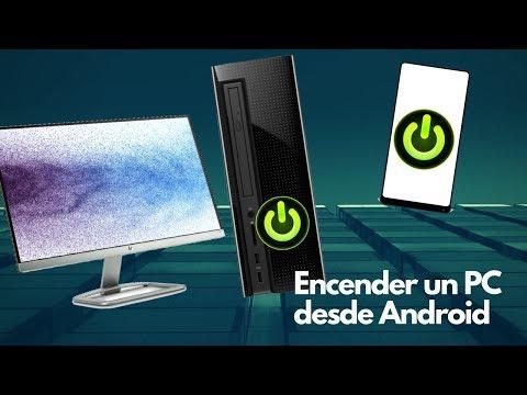 Enciende tu PC a distancia usando tu teléfono Android