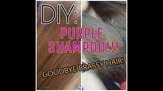 Diy Purple Shampoo And Conditioner म फ त ऑनल इन