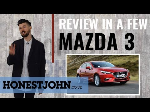 Car Review In A Few | Mazda 3 2018 - Brilliant To Drive; Mind-numbing To Own