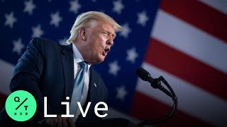 LIVE: Trump Holds Campaign Rally in Goodyear, Arizona